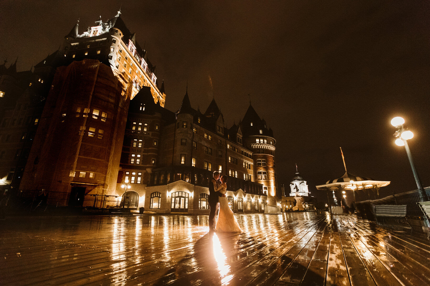 Chateau Frontenac wow
