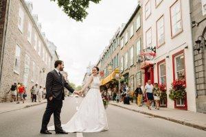 Mariage grande-allée Québec