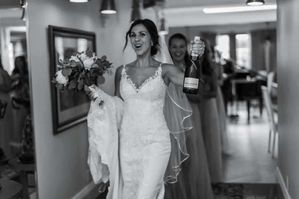 Moet & Chandon mariage