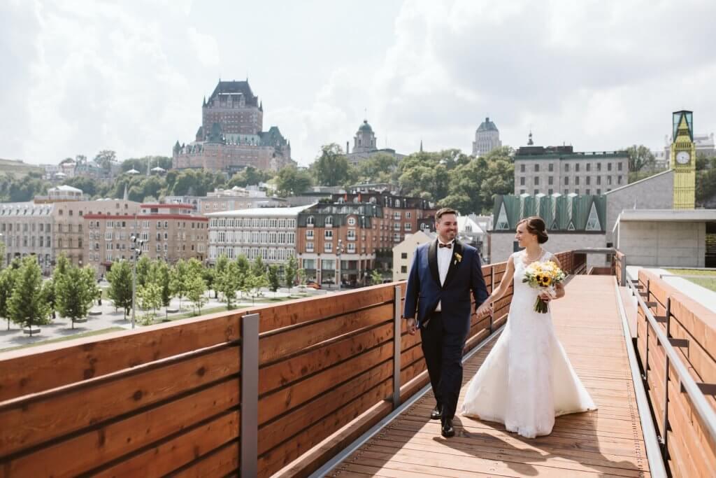 Place des canotiers mariage
