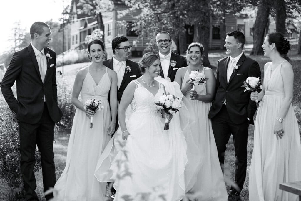 Lac St-Joseph mariage photographe