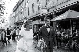 Photographe de mariage professionnelle