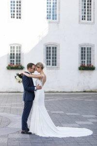 Cour du séminaire mariage
