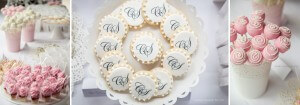 Sweet table quebec Mlle Cupcake