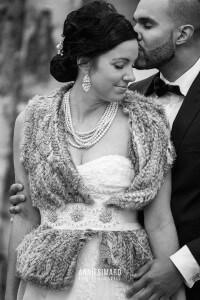 Couple mariés formation photo