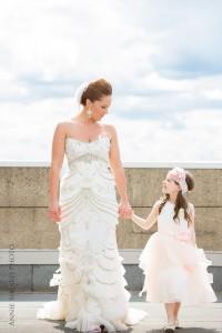 Robe de mariée Quebec