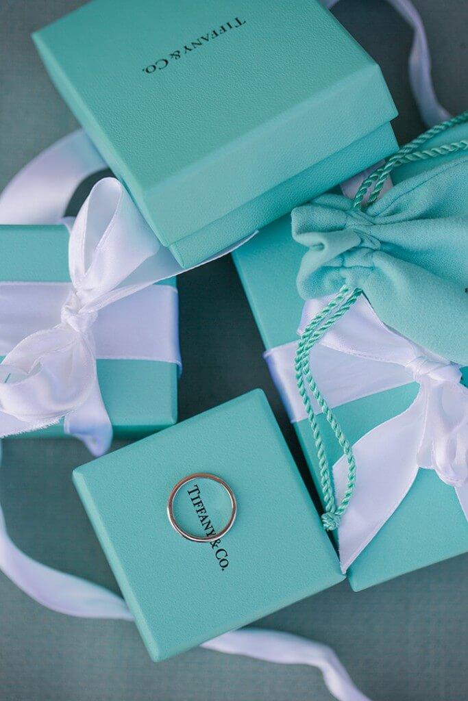 mariage dans le Vieux-Québec Tiffany & Co