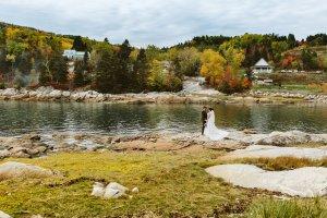 Mariage automne Charlevoix