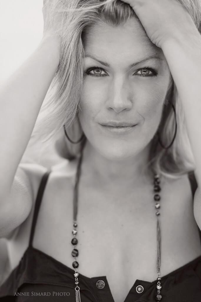 Portrait Sylvie Goulet