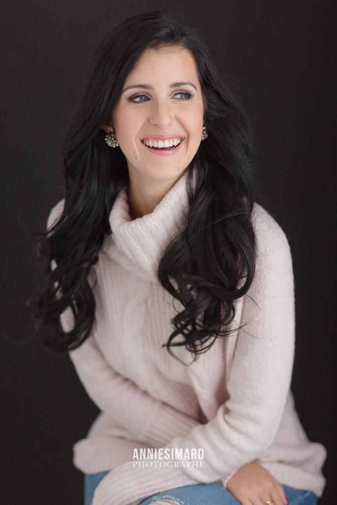 Portrait Marissa Delisle