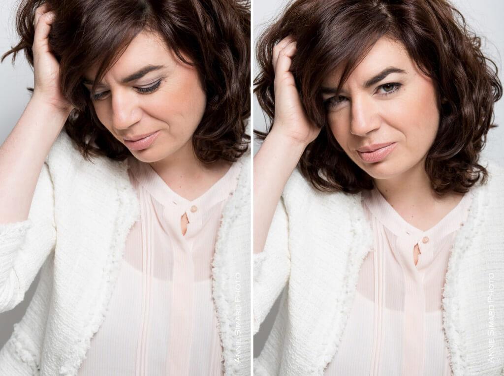 Portrait Julie Gagnon