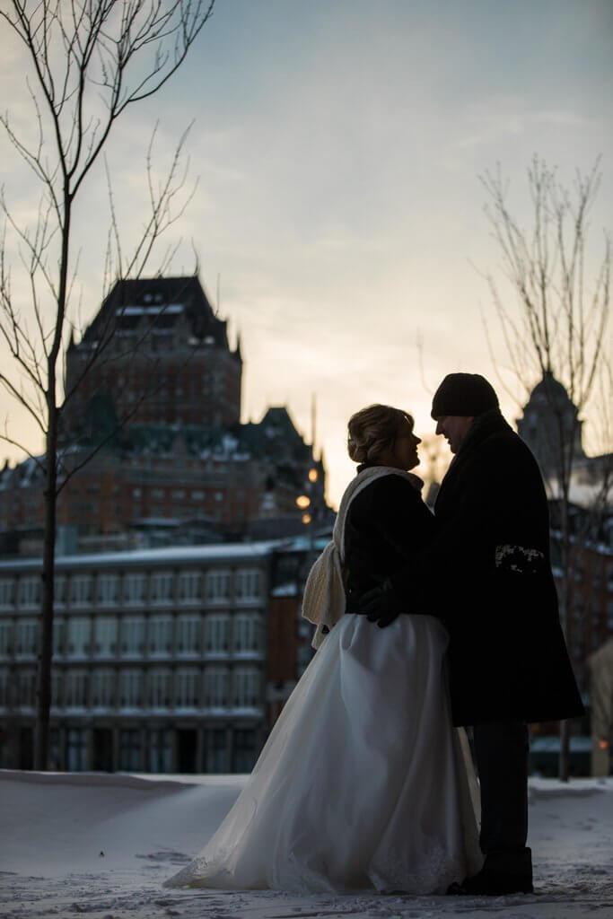 Place des Cannotiers mariage Québec