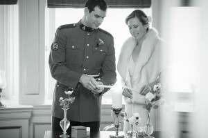 mariage Chateau Frontenac Castle wedding elopement