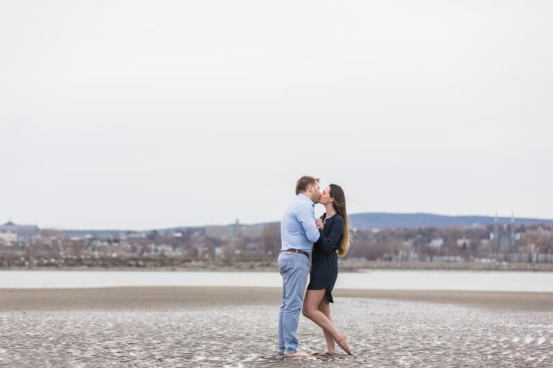 Photographe Quebec Engagement Session