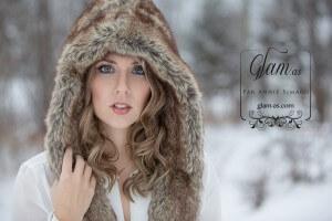 Séance glamour boudoir à Quebec