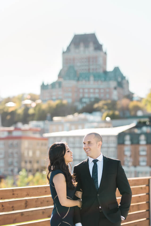 Engagement session Quebec City photographer