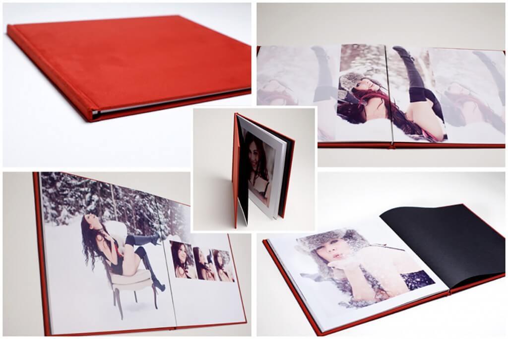Album boudoir