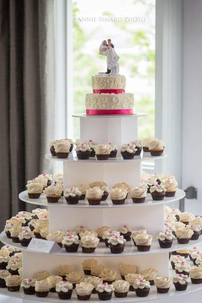 Mariage Mlle Cupcake