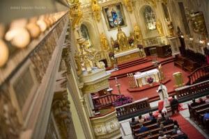 mariage a cathedrale Notre-Dame de Quebec