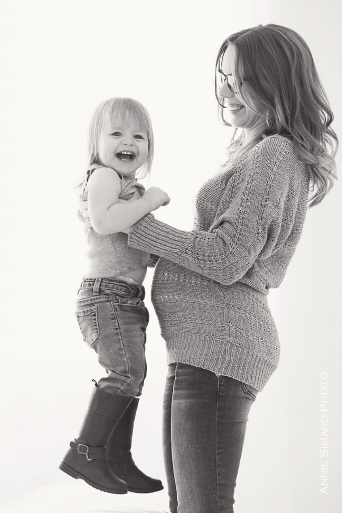 Belles photos de maternité