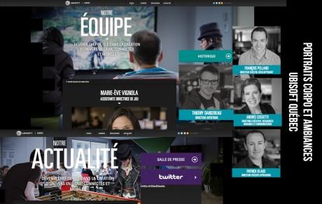 Studio Ubisoft corporative session