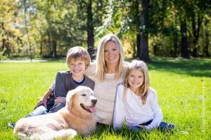 Séance photo famille à Quebec