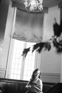 Séance photo au Chateau Frontenac Annie Simard