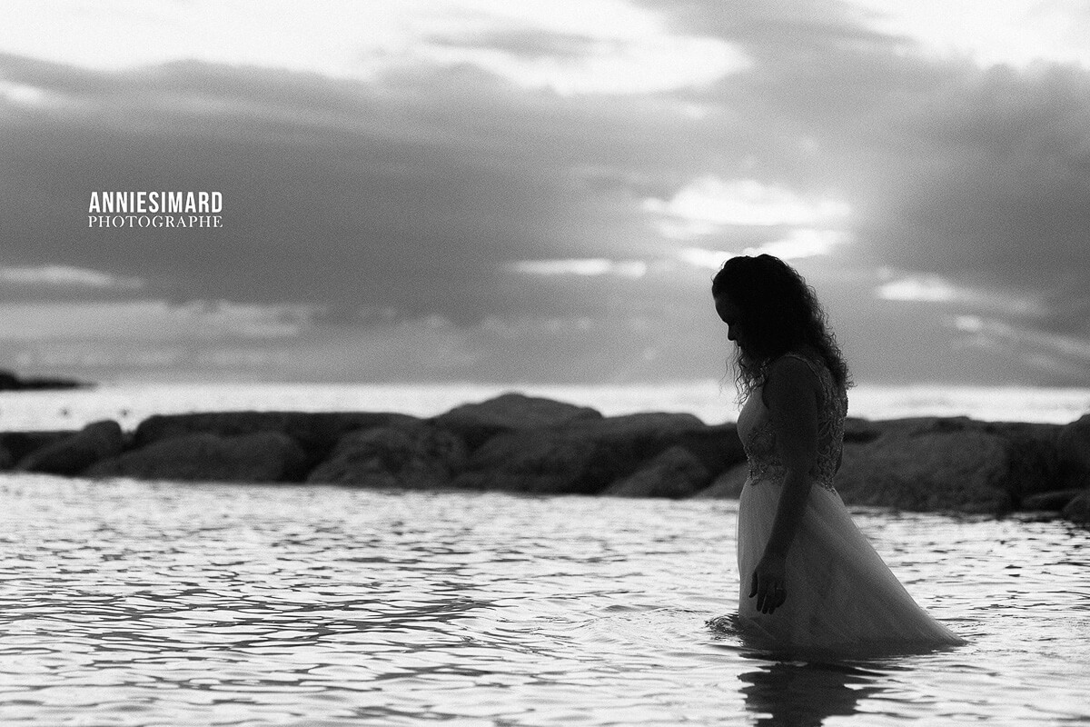 trash the dress sud photographe du Quebec