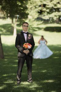 Mariage intime à Québec