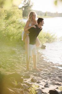 Séance couple photo Baie de Beauport