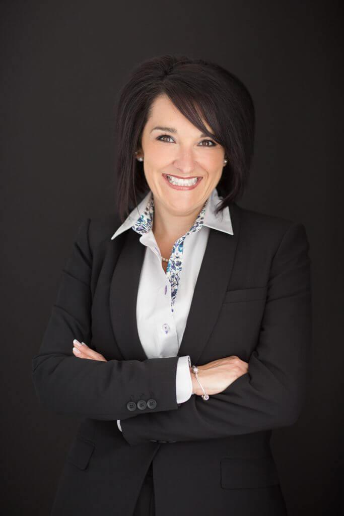 portrait de femme inspirante Quebec