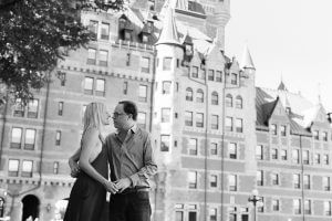 Séance couple photo Vieux-Québec