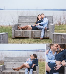 Photographe a Quebec Engagement session