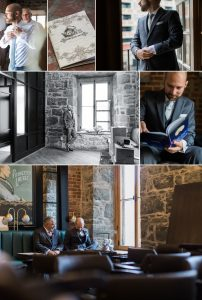 Old-Quebec Wedding photographer
