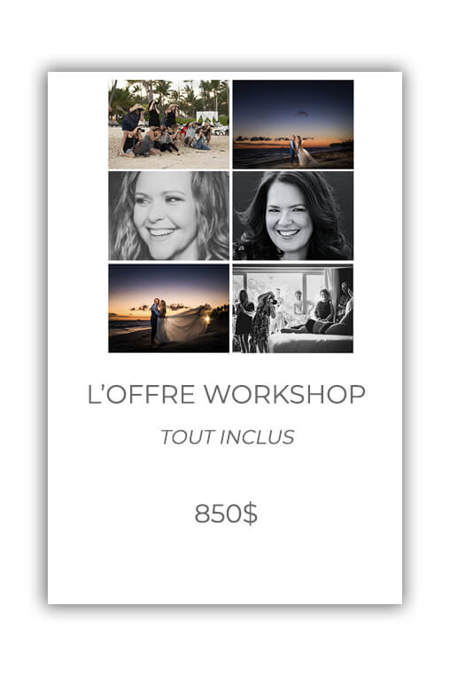 photographe formation en francais