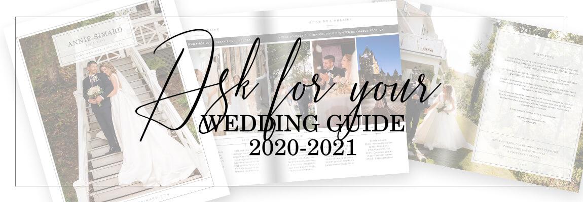 quebec City wedding photographer guide