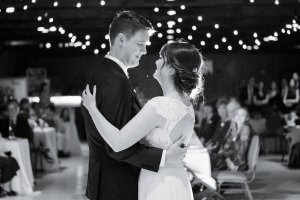 Premiere danse first dance wedding