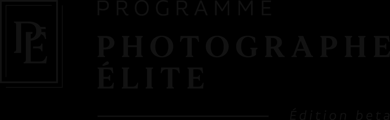 Programme photographe elite