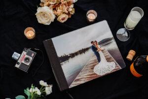 wedding album quebec city