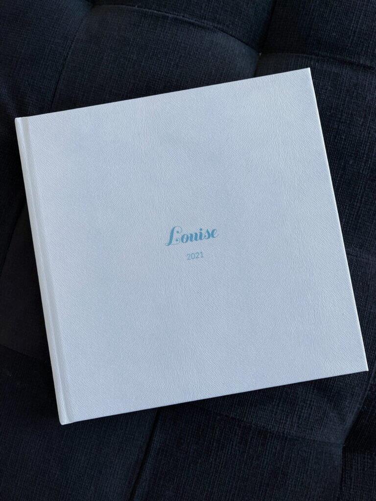Album boudoir photo professionelle