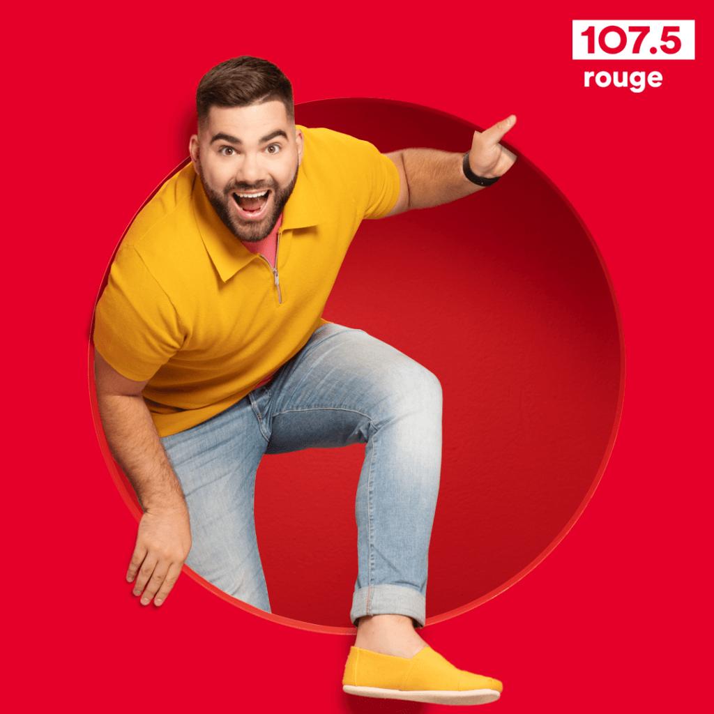 Rouge FM Quebec 2020 2