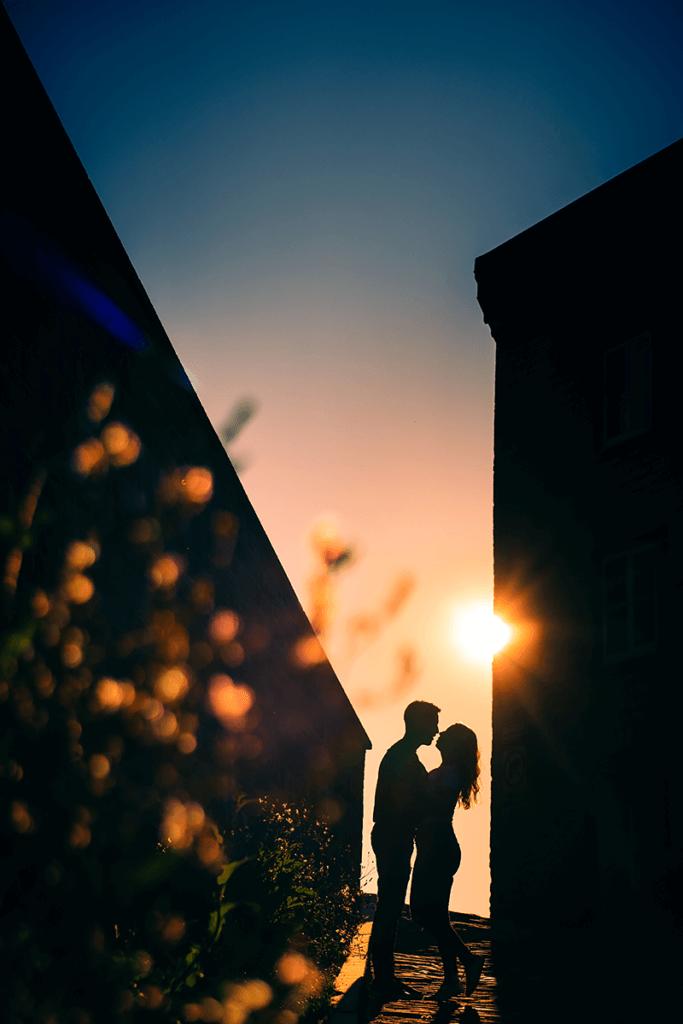 Seance couple quebec engement photoshot