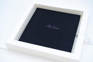album boudoir photographe
